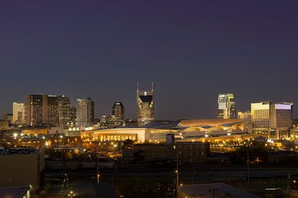 View from Hotel | Fairfield Inn & Suites Nashville Downtown/The Gulch