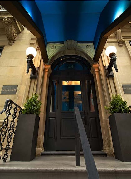 Hotel Entrance | The William