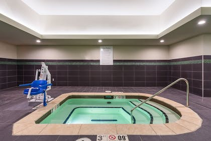 Indoor Spa Tub | Holiday Inn Express & Suites Norman