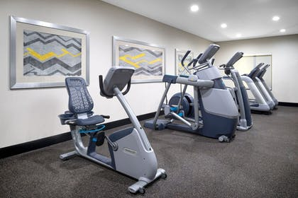 Fitness Facility | Holiday Inn Express & Suites Norman