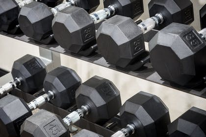 Gym | Holiday Inn Express & Suites Norman