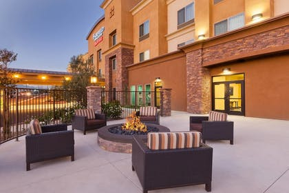 Courtyard | Fairfield Inn & Suites Riverside Corona/Norco
