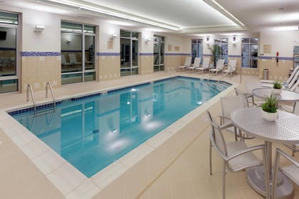 Indoor Pool   TownePlace Suites Springfield