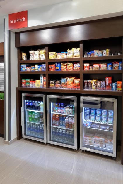 Snack Bar   TownePlace Suites Springfield