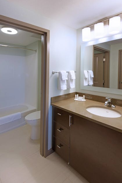 Bathroom   TownePlace Suites Springfield