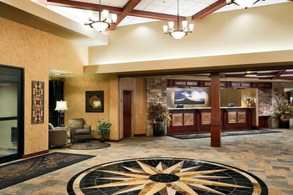 Lobby | The Lodge at Deadwood Gaming Resort