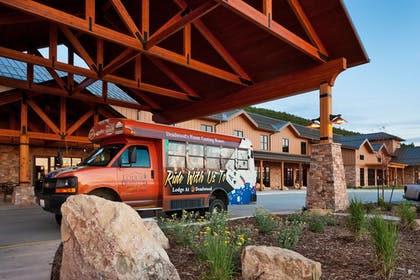 Casino Shuttle | The Lodge at Deadwood Gaming Resort