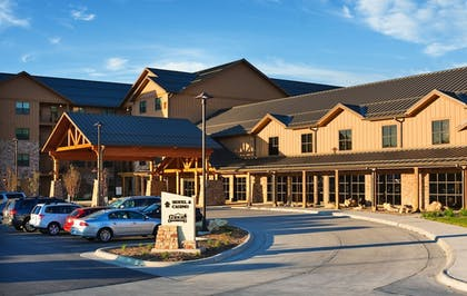 Parking | The Lodge at Deadwood Gaming Resort