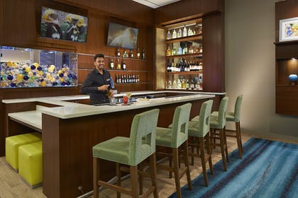 Hotel Bar | SpringHill Suites by Marriott at Anaheim Resort/Conv. Cntr