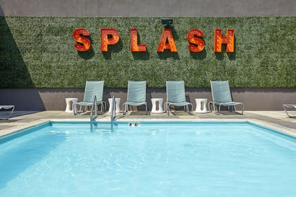 Outdoor Pool | SpringHill Suites by Marriott at Anaheim Resort/Conv. Cntr