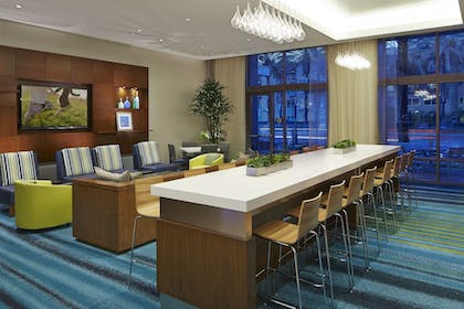 Dining | SpringHill Suites by Marriott at Anaheim Resort/Conv. Cntr