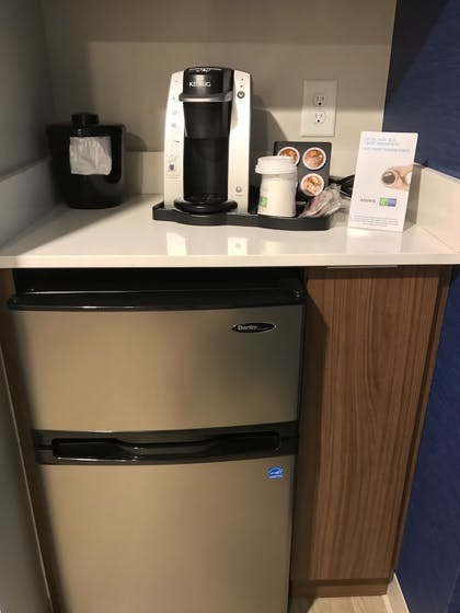 In-Room Coffee | Holiday Inn Express & Suites Miami Airport East