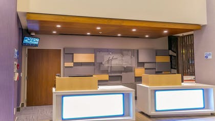 Check-in/Check-out Kiosk | Holiday Inn Express & Suites Miami Airport East
