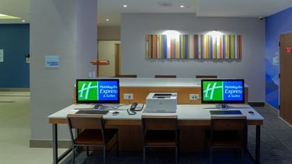Business Center | Holiday Inn Express & Suites Miami Airport East
