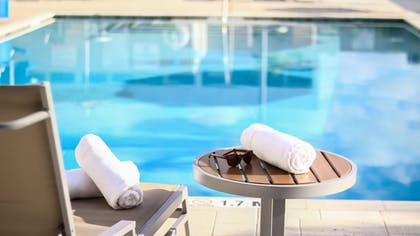 Pool | Holiday Inn Express & Suites Miami Airport East