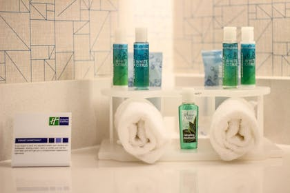 In-Room Amenity | Holiday Inn Express & Suites Miami Airport East