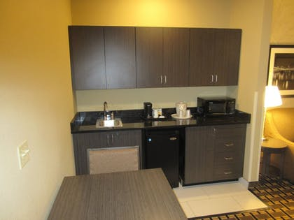 In-Room Amenity | Holiday Inn Express & Suites Butler