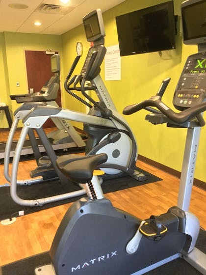 Fitness Facility | Holiday Inn Express & Suites Southport - Oak Island Area