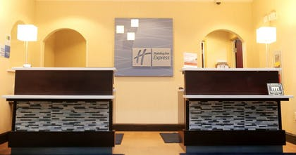 Lobby | Holiday Inn Express & Suites Southport - Oak Island Area