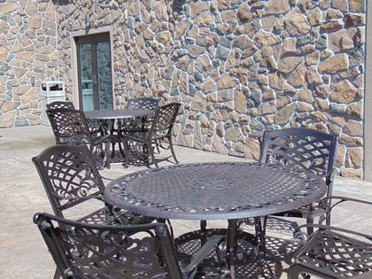 Terrace/Patio | Holiday Inn Express & Suites Springville-South Provo Area