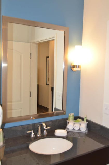 Bathroom Sink | Holiday Inn Express & Suites Springville-South Provo Area
