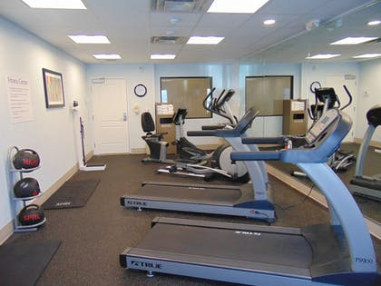 Fitness Facility | Holiday Inn Express & Suites Springville-South Provo Area