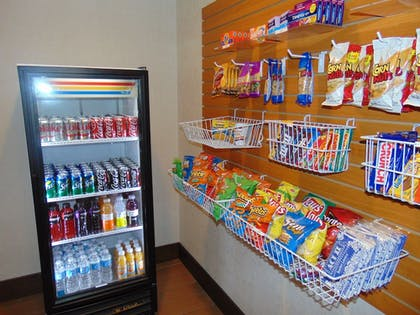 Snack Bar | Holiday Inn Express & Suites Springville-South Provo Area