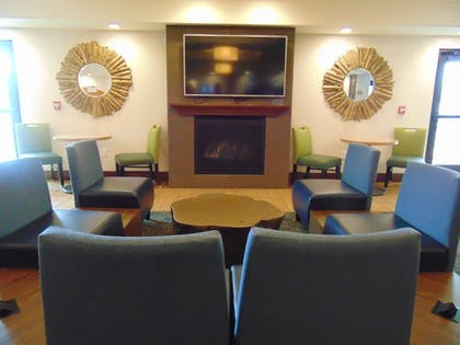 Lobby | Holiday Inn Express & Suites Springville-South Provo Area