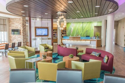 Lobby | SpringHill Suites Sumter