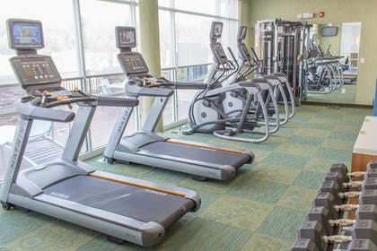 Sports Facility | SpringHill Suites Sumter