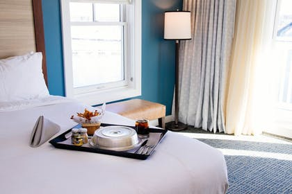 Room Service - Dining   The Inn At Harbor Shores