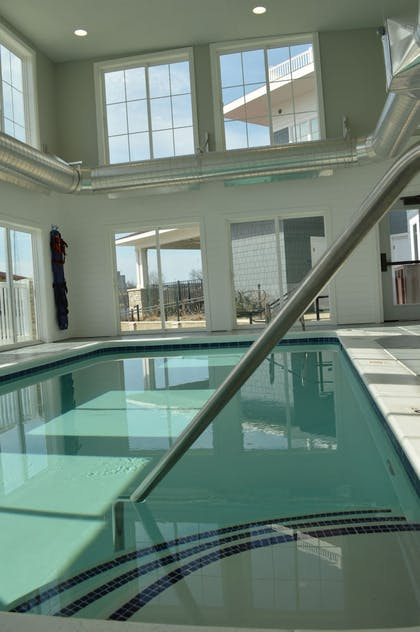 Indoor Pool   The Inn At Harbor Shores