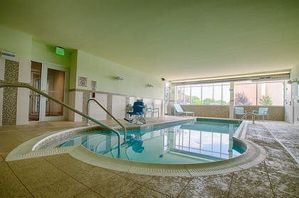 Indoor Pool | Springhill Suites Canton