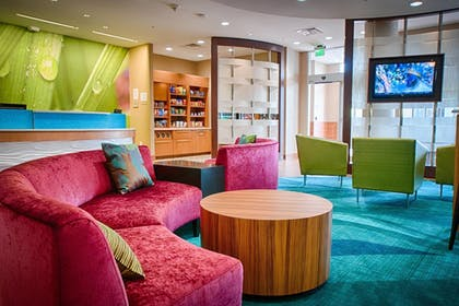 Lobby | Springhill Suites Canton