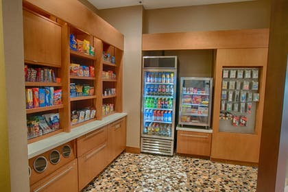 Snack Bar | Springhill Suites Canton