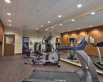 Fitness Facility | Comfort Inn & Suites Dothan East
