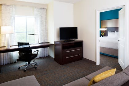 Living Room | Residence Inn by Marriott Omaha Aksarben Village