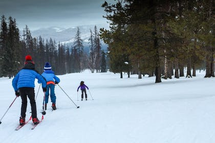 Snow and Ski Sports | The Pine Lodge on Whitefish River, Ascend Hotel Collection