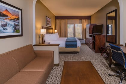 Guestroom | The Pine Lodge on Whitefish River, Ascend Hotel Collection