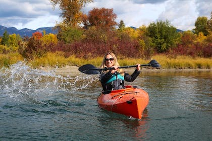 Kayaking | The Pine Lodge on Whitefish River, Ascend Hotel Collection