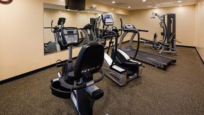 Fitness Facility | Best Western Plus Finger Lakes Inn & Suites