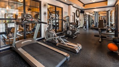 Fitness Facility | Best Western Plus Emerald Inn & Suites