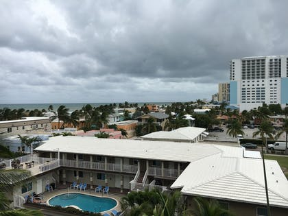 View from Hotel | Caribbean Resort Suites