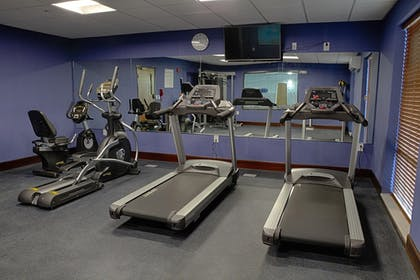 Fitness Facility   Holiday Inn Express & Suites Sidney