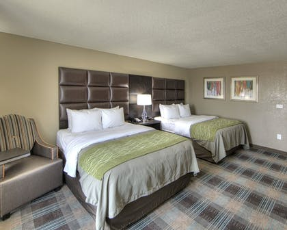Featured Image | Comfort Inn & Suites Fort Worth West