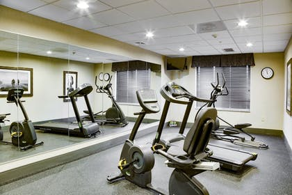 Fitness Facility | Holiday Inn Express & Suites Nevada