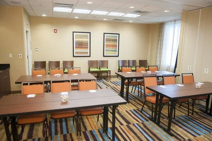 Meeting Facility | Fairfield Inn & Suites Springfield Northampton/Amherst