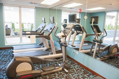 Sports Facility | Fairfield Inn & Suites Springfield Northampton/Amherst