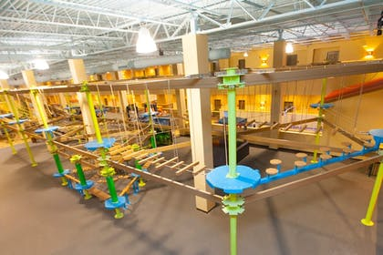 Ropes Course (Team Building)   Great Wolf Lodge Boston / Fitchburg, MA