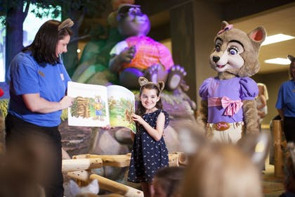 Childrens Activities   Great Wolf Lodge Boston / Fitchburg, MA